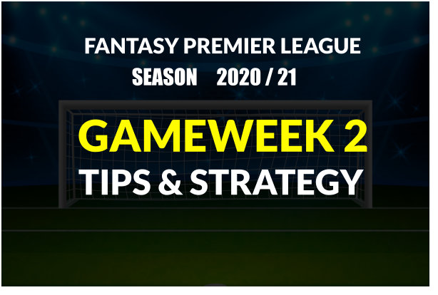 FPL Gameweek 2 Tips